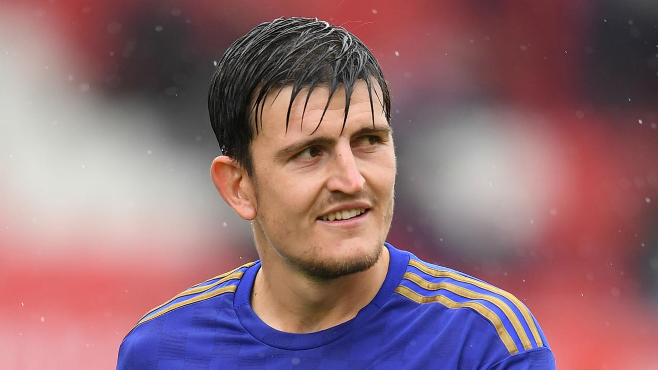 Biography of Harry Maguire. The Emerging Football Star