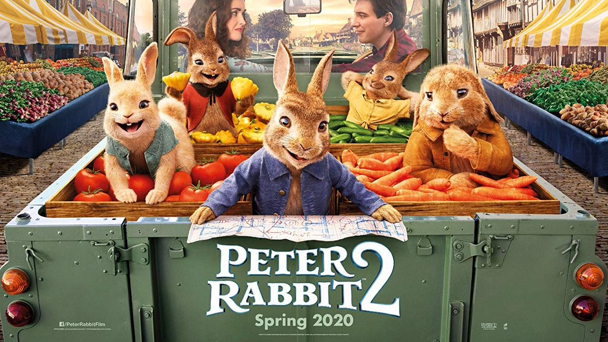 Peter Rabbit 2: The Runway (2021) Cast & Crew, Release Date, Actors, Director-Everything You Need To Know