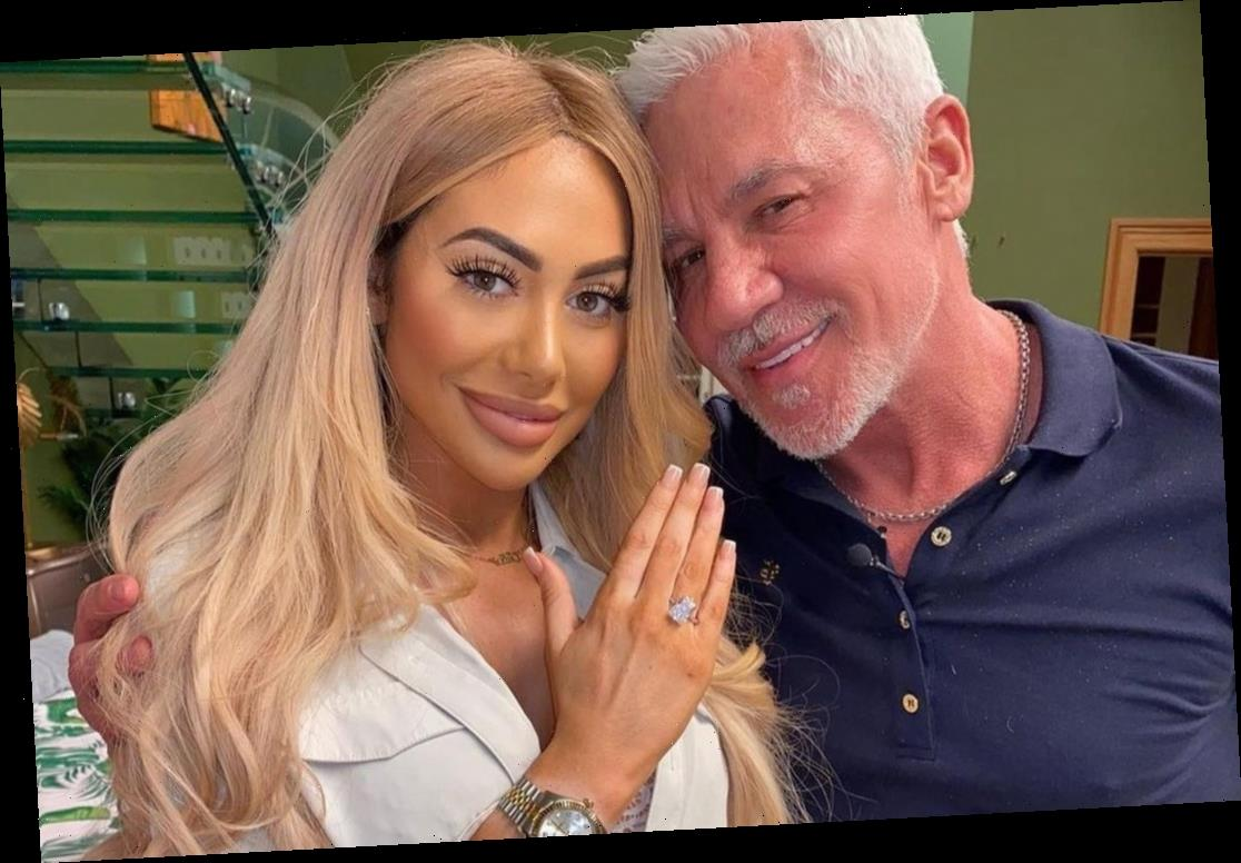 Are Wayne Lineker and Chloe Ferry Dating? Was Their Engagement Real or Fake?